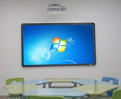 CSHD-87W搪瓷红外互动白板